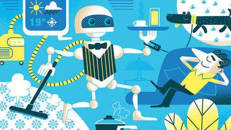 L'intelligence artificielle, ce n'est plus de la science-fiction | Veille actualités : réseaux et télécoms | Scoop.it
