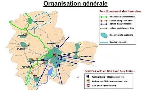 Y a-t-il, oui ou non, projet de voie verte à Quimper ? - BRETAGNE | Cyclotourisme - véloroutes et voies vertes | Scoop.it