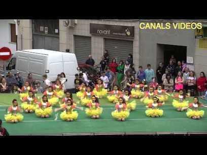CLUB AEROBIC FITNESS CANALS.Exhibició de ball i Flashmob   Latest Fitness Trends   Scoop.it