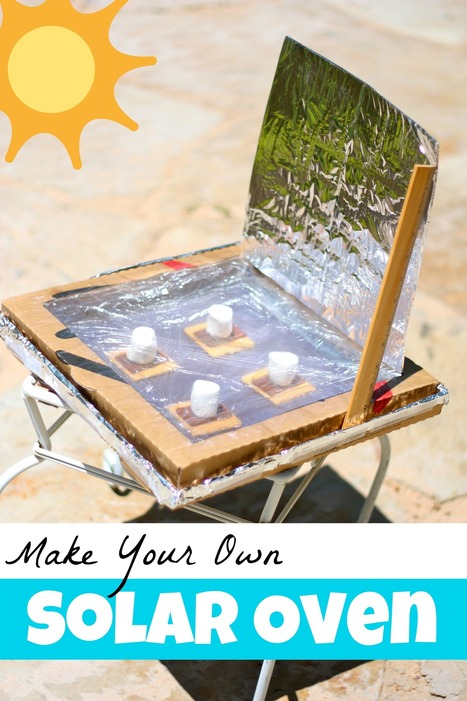 Make Your Own Solar Oven - I Can Teach My Child! | Engaging students through technologies in the early years F-2 | Scoop.it