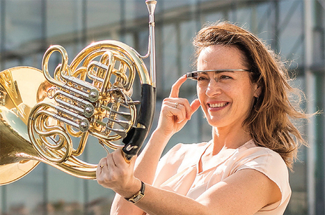 Google Glass Sets Its Sights on Music, with Artist Evangelizers | Musicbiz | Scoop.it