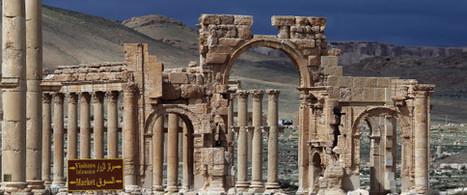 Palmyre sera reconstruite | Bibliothèque des sciences de l'Antiquité | Scoop.it