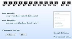 Exercices de français à l'intérieur d'une classe virtuelle | | Tice Fle, Ele | Scoop.it
