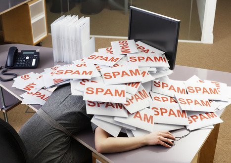 6 Modern Solutions to Protect Web Forms from Spam | Teaching and Learning with Technlogy | Scoop.it