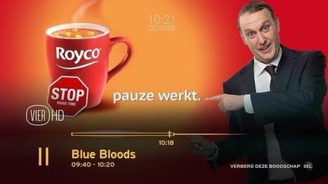 VIER en Telenet steken straks reclame achter pauzeknop   TV & TV Distribution   Scoop.it