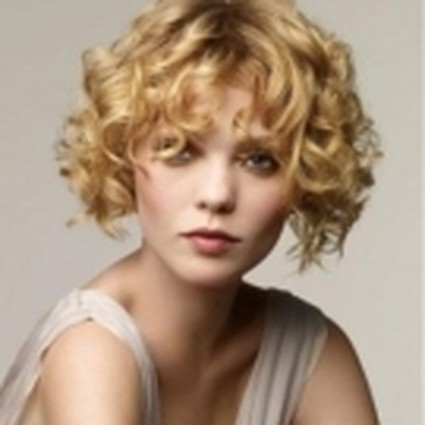 Curly Hairstyles With Bangs | Haircut & Hairstyles | Scoop.it