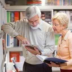 Aging in the 21st Century | Library world, new trends, technologies | Scoop.it