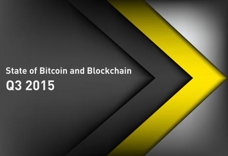 SOB Q3 2015: Banks Embrace Blockchain Amid Bitcoin Funding Slowdown | [Bitinvest] Bitcoin News | Scoop.it