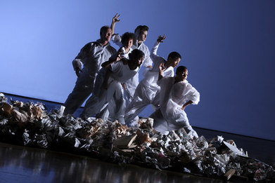 National Youth Dance Company launched by Sadlers Wells   Theatron Partner News   Scoop.it