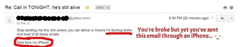 Empower Network -  Contradicting or funny email | My Favorite sites to make money online | Scoop.it