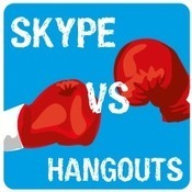 Skype vs Google+ Hangouts, a business perspective | AQA BUSS 4 Google | Scoop.it