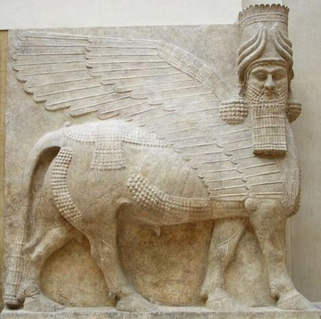The recent conflict in Iraq threaten archeological treasure troves   Assyrian Reliefs   Scoop.it