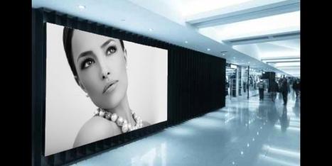 Les promesses digitales de l'affichage | DOOH | Scoop.it