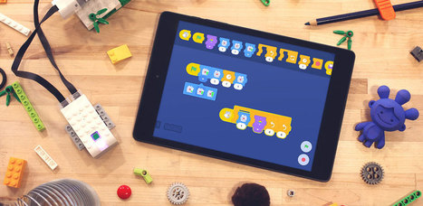 Scratch 3.0: prometedoras mejoras de la nueva versión - Educación 3.0   Valores y tecnología en la buena educación   Scoop.it