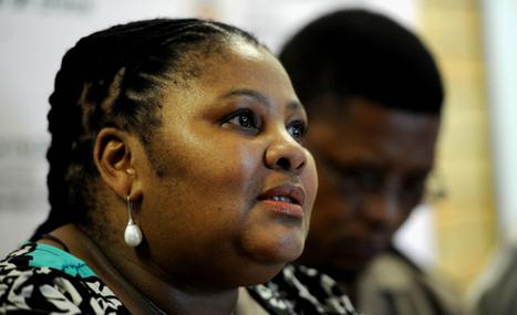 'Mapisa-Nqakula protecting JZ'   Local politics   Scoop.it
