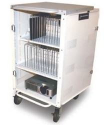 Dukane launches mobile charging carts for piles of iPads | iPad for School Administrators | Scoop.it