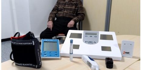 Une expérience pionnière sur la télésurveillance médicale des seniors   dependance   Scoop.it