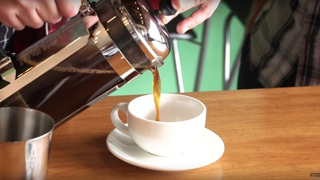 Watch: Everything You Need to Know About Brewing Coffee | Urban eating | Scoop.it