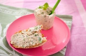 Recette complète - Rillettes de sardines en 2 minutes - Notée 4.6/5 par les internautes   picnic   Scoop.it