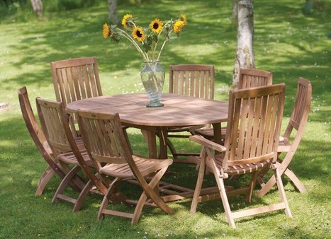 Find the Garden Table Best Suited To Specific Weather Condition | Lloyds Garden Furniture | Scoop.it