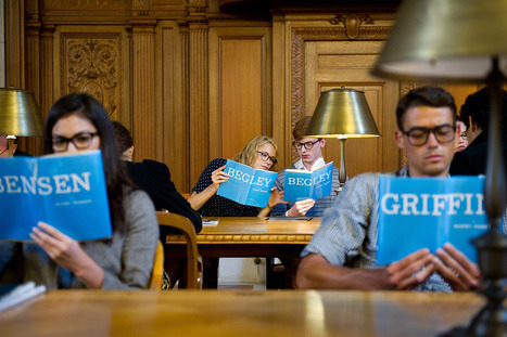 Warby Parker Takes Over the New York Public Library - Vogue Daily | Creating a LibraryAware Community | Scoop.it