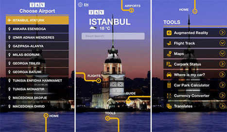 New TAV app uses beacons, augmented reality and translation | Augmented Reality and Language Learning | Scoop.it