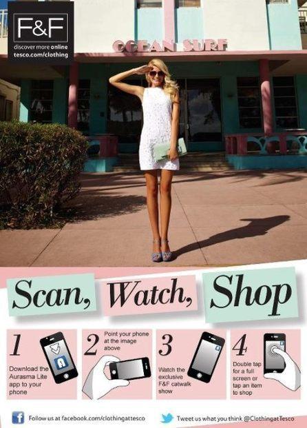 Tesco agrandit ses magasins les plus petits une application de Virtual Clothes | Mobile & Magasins | Scoop.it