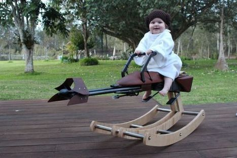 Il imprime la Speeder Bike de Star Wars ! | The Blog's Revue by OlivierSC | Scoop.it