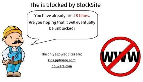Dica: Como bloquear sites no navegador Chrome | Pplware | High tech and art in the school. | Scoop.it