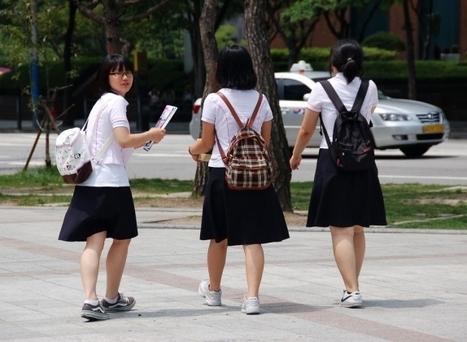 Aprender de Corea del Sur | El post | OpenEscuela 2.0 | Scoop.it