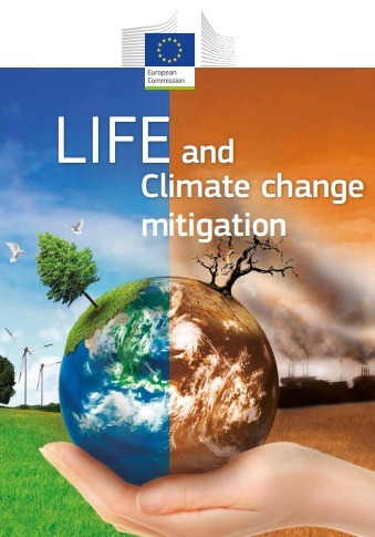 (EN) (PDF) - LIFE and climate change mitigation | EU Bookshop | Climate change and humans | Scoop.it