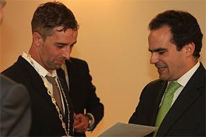 Hélder Rodrigues recebe Medalha de Mérito | Motores | Scoop.it