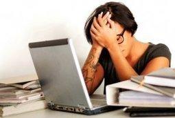 Les 4 signes que vous êtes au bord du burn out professionnel ... | Burnout & Boreout | Scoop.it
