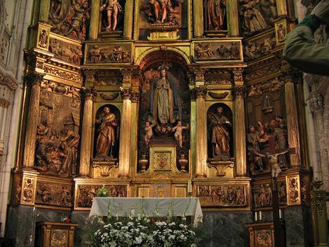 Arte en Valladolid: MONASTERIO DE LAS HUELGAS REALES: La Capilla del Nacimiento   Historia del Arte. Art History   Scoop.it