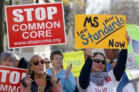 Common Core Critics Are Loud But Losing | College and Career-Ready Standards for School Leaders | Scoop.it