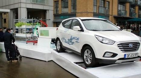 Aquaponics System run by a Hyundai Car! | Aquaponics in Action | Scoop.it