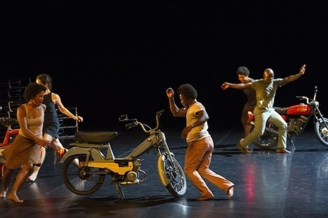 Salia Sanou : « Du Désir d'horizons » | Danse contemporaine | Scoop.it