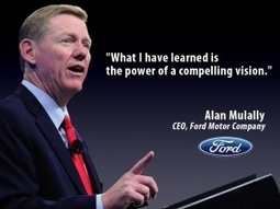 Alan Mulally, Optimism, and the Power of Vision | Surviving Leadership Chaos | Scoop.it