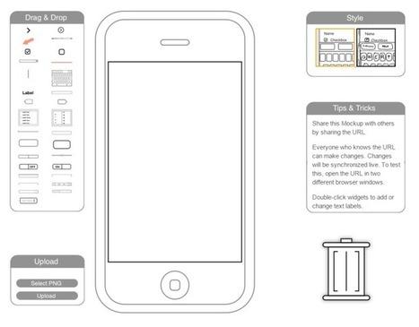 UX Tools Series Part 1: 24 Fantastic Free Wireframing Tools! | WebsiteDesign | Scoop.it