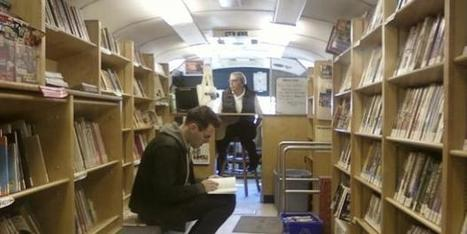 End of an Era: The Mobile Library goes on its last tour | OpenFile | Library world, new trends, technologies | Scoop.it