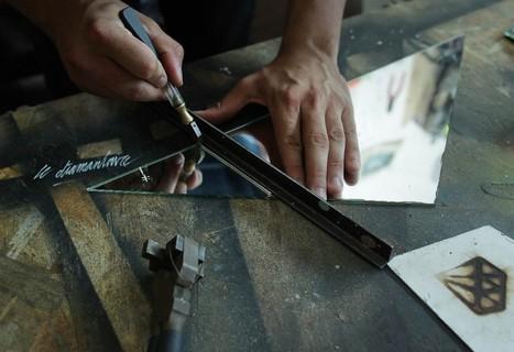 """Diamantaire: """"des diamants pour les passants"""".   Reportage 24   Street Art   Scoop.it"""