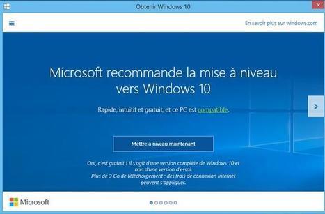 Empêcher Définitivement L'installation De Windows 10, GWT Control Panel   Les Infos De Ballajack   L'informatique pour la petite entreprise   Scoop.it