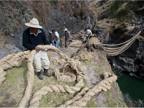 The EARLIEST and GREATEST Engineers Were the Incas | MAZAMORRA en morada | Scoop.it