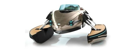 Kormaran - The Real Transformer Boat | Tech and Facts | Tech and Facts | Scoop.it