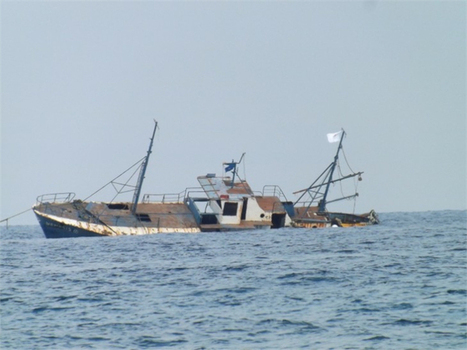 Trawler sunk off Protaras to create first artificial reef - Cyprus Mail   ecoiko nature environment   Scoop.it