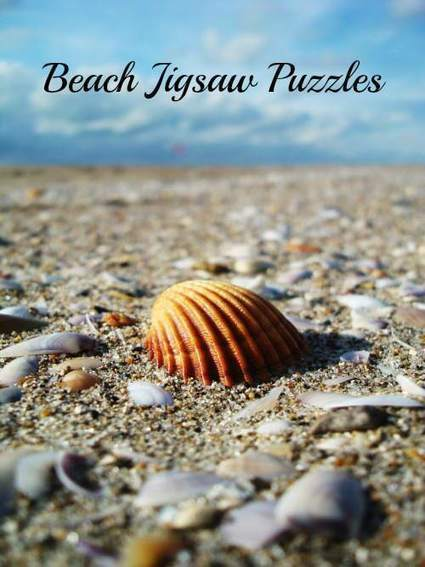 Beach Jigsaw Puzzles | Boutique Shops News! | Scoop.it