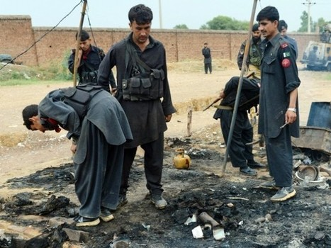 31 killed as militants attack checkpoint in Lakki Marwat - response to US drones   #DroneWatch   Scoop.it