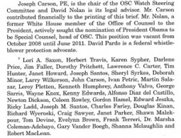 Forty six whistleblowers and supporters (including at least 5 lawyers) seek a response from the Office of SpecialCounsel | Criminal Justice in America | Scoop.it