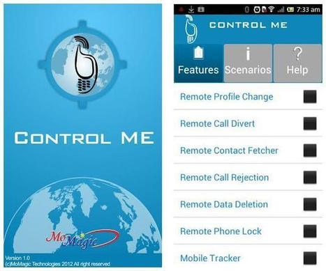 Control your phone remotely with just an SMS | Innovative mobile services | Scoop.it