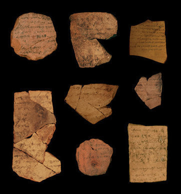 New Evidence on When Bible Was Written: Ancient Shopping Lists | Theory of Knowledge | Scoop.it